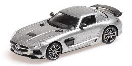 1:43 Mercedes SLS AMG 2013 1/43 • MINICHAMPS 437033024