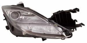 2009-2010 Mazda 6 Headlight Passenger Side Xenon High Quality