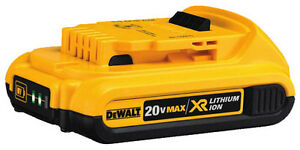 Brand new Dewalt 20v 2Ah battery and charger London Ontario image 1