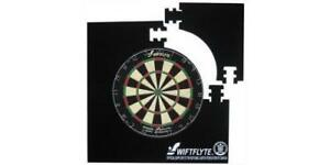 Mur de protection / Interlock Protection For Dartboard