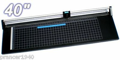 "PERFECT 40"" RT40 ROTARY PAPER CUTTER & TRIMMER - NEW"