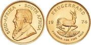 1oz Gold Coins