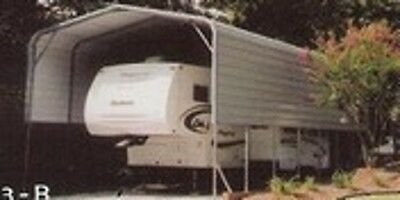 Rv Cover 12 X 26 Carport -serving Nation-wide- Prices Vary- Free Install