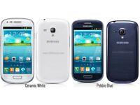 Samsung Galaxy S III Mini s3 mini - 8GB - Unlocked SIM Free Smartphone GRADED