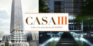 Casa 3 Condos -Best Deal in Toronto-register for V.I.P ACCESS!!!
