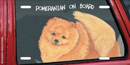 Pomeranian License Plate