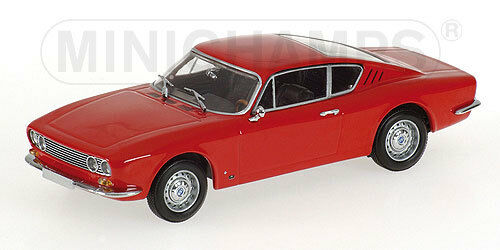 Minichamps 400087021 FORD OSI 20M TS - 1967 - RED - 1:43 # in #