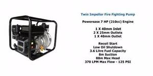 NEW ***   Powerease 7HP Fire Fighting Pump Midland Swan Area Preview