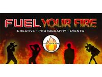 FUEL YOUR FIRE - Photography & Modelling Events