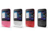 Blackberry Q5 keypad (uk phone)