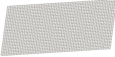 Motamec Stainless Steel Wire Radiator  Grille  Vent Mesh Woven Grill