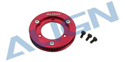 Align Trex 470L Metal Mount Belt Pulley Assembly 56T H47G003XX