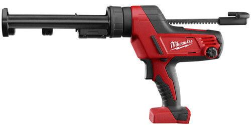 Milwaukee 2641-20 M18 10oz. Caulk and Adhesive Gun Bare Tool
