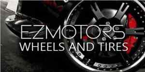EZ TIRES AND WHEELS SALES. LOWEST PRICES GUARANTEED