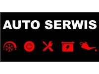 CAR MECHANIC AUTO SERVICE