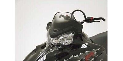 Cobra 14 Clear/Black Windshield Polaris IQ 2007-2014