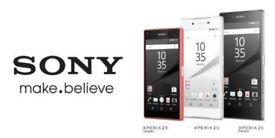 sony xperia z5 premium z5 z5 compact smartphone series unlock/lock, uk spec