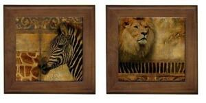 Safari Wall Decor
