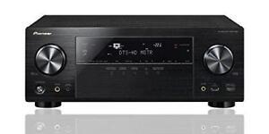 Pioneer VSX-1128-K 7.2 Channel Multi-Zone Networked AV Home Thea