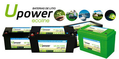 Batería de litio 12 V 12V 22A 22Ah 50A 50Ah 100A 100Ah 125Ah 150Ah 200Ah 300Ah