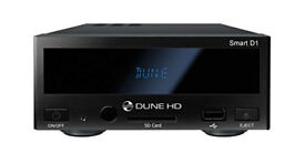 Dune HD Smart D1 High Definition Expandable Network Media Player