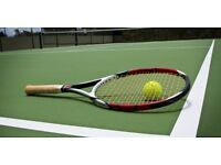 Looking for Tennis Practice Partner