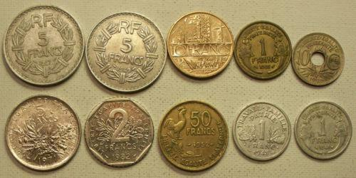 French Coins Ebay