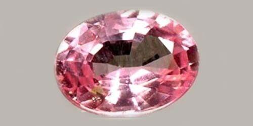 Pink Sapphire 1¾ct Antique 19thC Miracle Gem St Edward Confessor British Crown