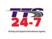CAT C (Class 2/lgv2 ) DRIVERS REQUIRED- VARIETY OF SHIFTS TO SUIT-DAYS/WEEKEND