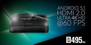 MyGica ATV 495 Quad Pro 4K Ultra HD HDMI 2.0 Android 5.1 TV Box