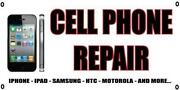 Cell Phone Repair Banner