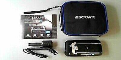 Escort 0100024-2 Radar Detector - Black USED See Notes