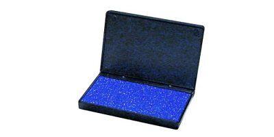 """Cli Stamp Pad - 2.8"""" X 4.3"""" - Foam Pad - Blue Ink (LEO92215)"""