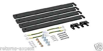 Apc Ladder (APC AR8166ABLK  Cable Ladder Attachment Kit Power Cable Troughs)