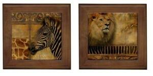 Amazing Safari Wall Decor