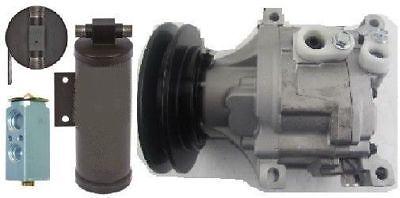 New Ac Compressor Kit For John Deere 3320 Tractor 447190-5960 Scsa06c Mia10078