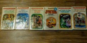 Choose your own adventure. Children's chapter books