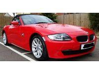 Z4 BMW RED