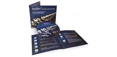ISOTEK ULTIMATE SYSTEM SET UP DISC   SYSTEM ENHANCER WITH 14 TRACKS