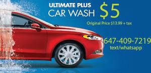 Shell Car Wash $5 Each! (70% savings)