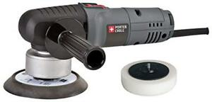 PORTER-CABLE 7346SP 6-Inch Random Orbit Sander with Polishing Pa