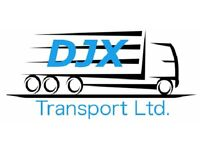 ** WANTED ** OWNER DRIVERS - 7.5T - 18T - ARTIC CURTAINSIDER WORK AVAILABLE