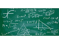 GCSE/A-Level Maths Tutor