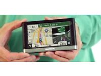 Features filled Garmin Nuvi 2597 LMT - Life time FREE Map updates and Traffic for UK and Europe