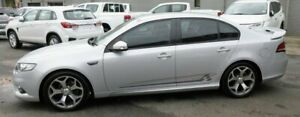 2010 Ford Falcon FG XR6 50th Anniversary Silver 6 Speed Sports Automatic Sedan Lilydale Yarra Ranges Preview