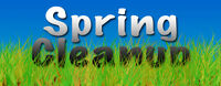 Offering Spring Cleanup and Lawn Care 6449280