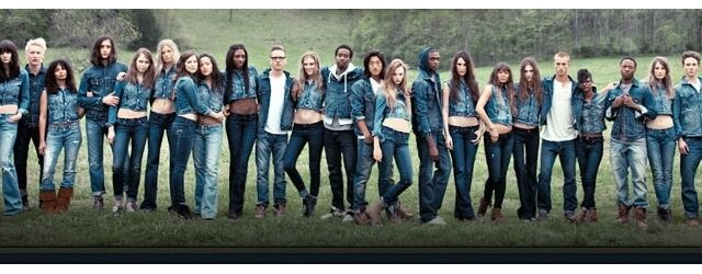 Everyone Wears Denim