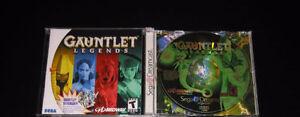 FS: Gauntlet Legends Sega Dreamcast - Complete