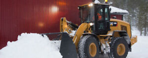 Loaders Wanted for Snow Removal