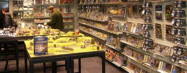 Little Game Shop